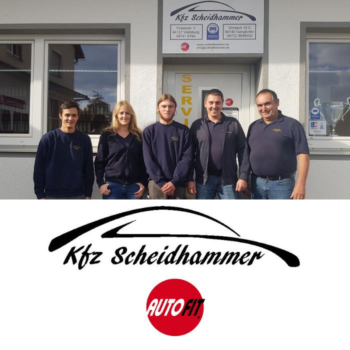 Bild zu KFZ Service Scheidhammer in Vilsbiburg