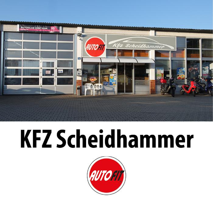 Bild zu Kfz Scheidhammer Gangkofen in Gangkofen