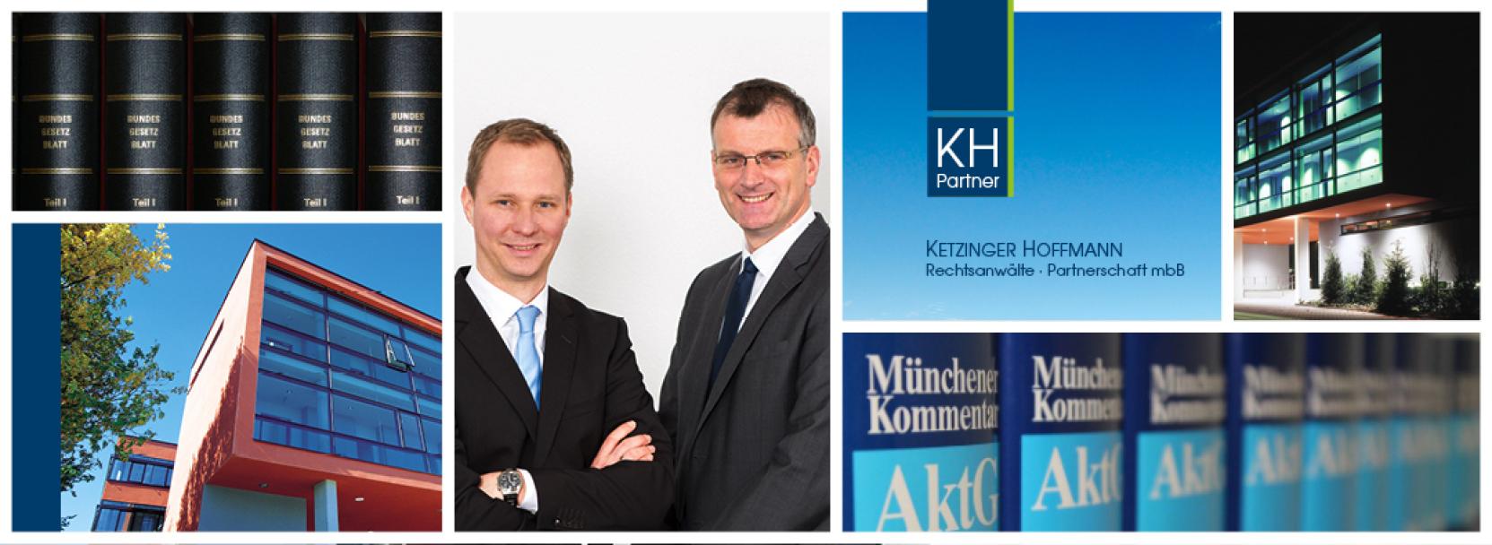 Rechtsanwälte Ketzinger Hoffmann PartG mbB