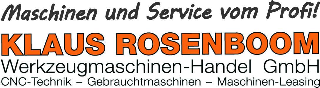 Klaus Rosenboom Werkzeugmaschinen-Handel GmbH