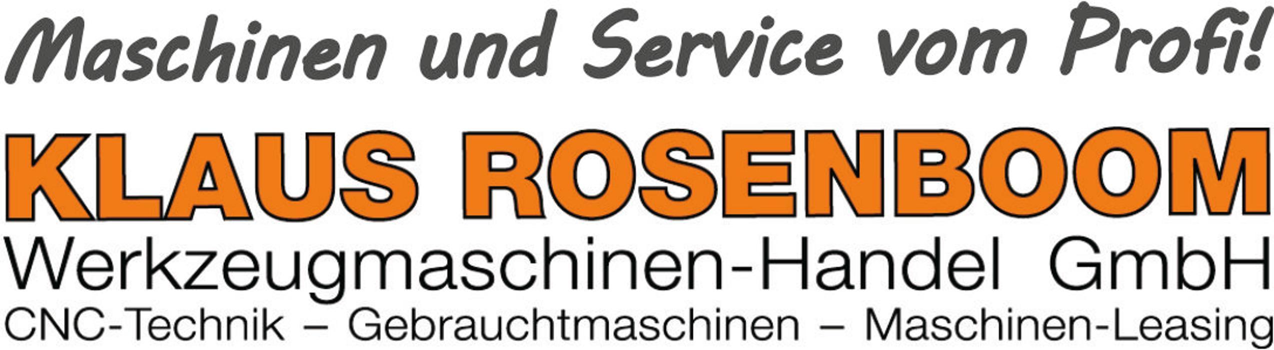 Bild zu Klaus Rosenboom Werkzeugmaschinen-Handel GmbH in Bremen