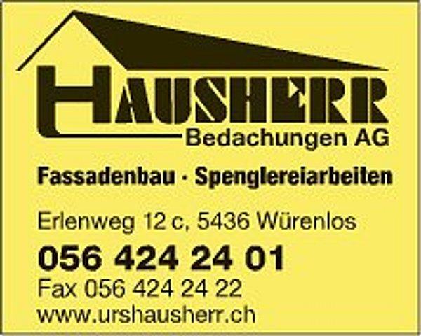 Hausherr Bedachungen AG