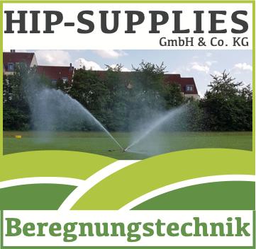 Hip-Supplies Beregnungstechnik - Wir bewässern
