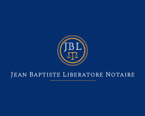 JEAN-BAPTISTE LIBERATORE notaire