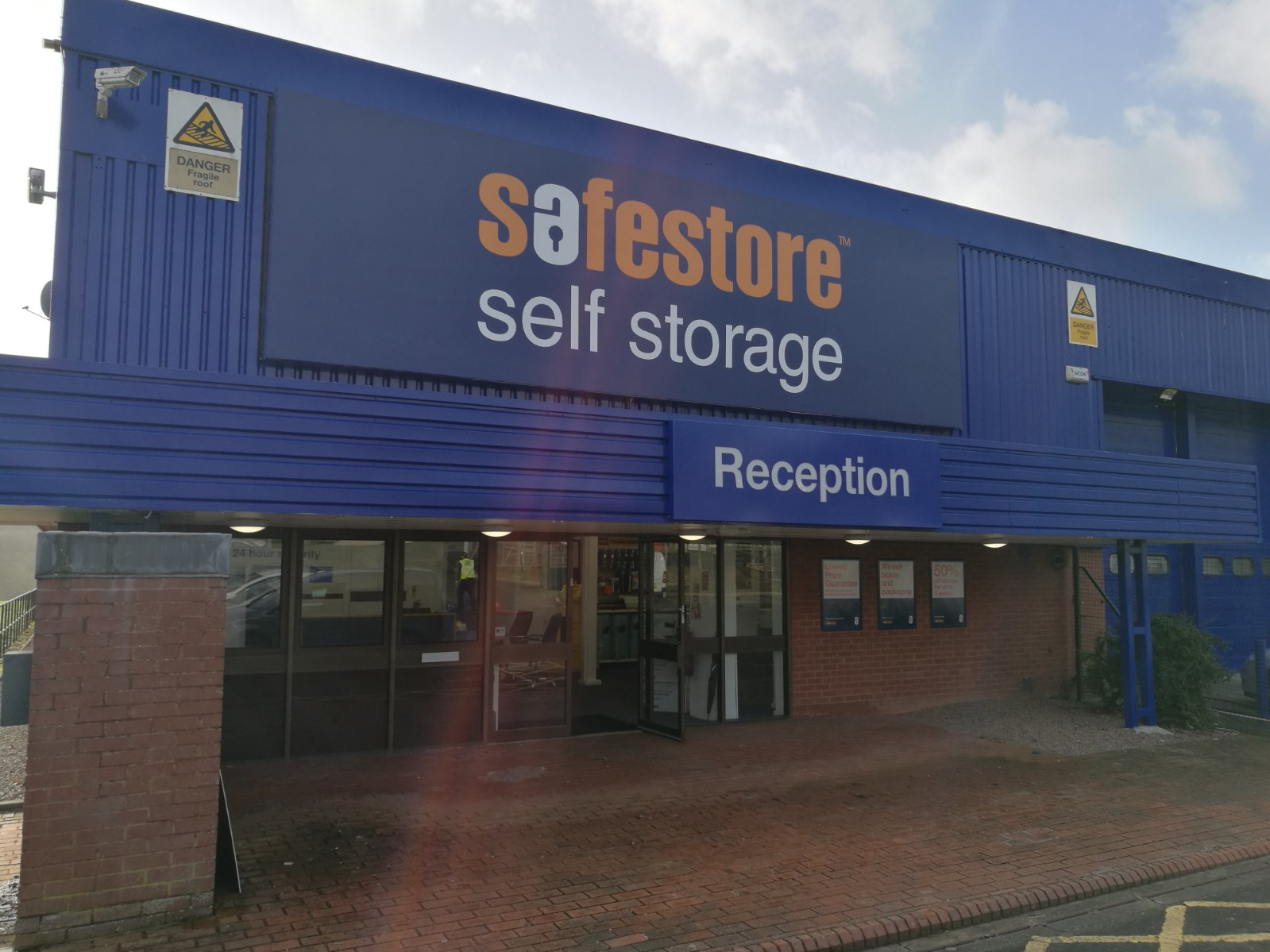 Safestore Self Storage Plymouth Plymouth 01752 421070