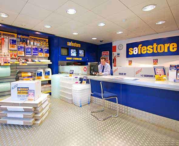 Safestore Self Storage Bermondsey