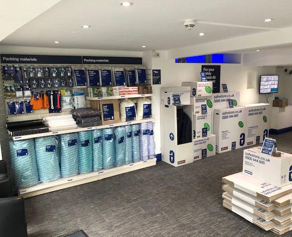 Safestore Self Storage Nottingham