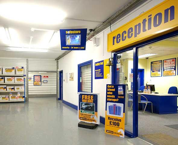 Safestore Self Storage Liverpool