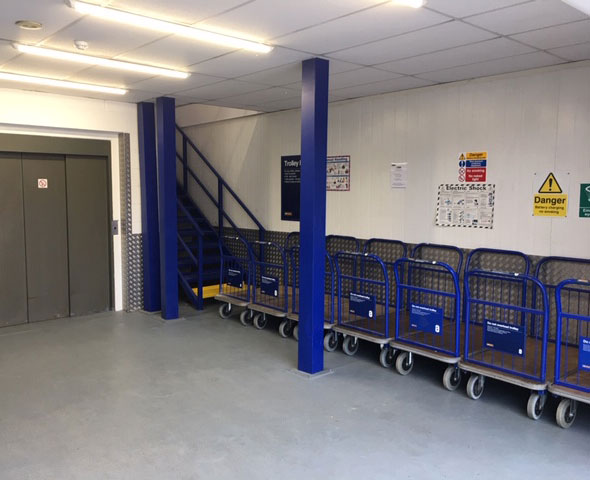 Safestore Self Storage Manchester Central