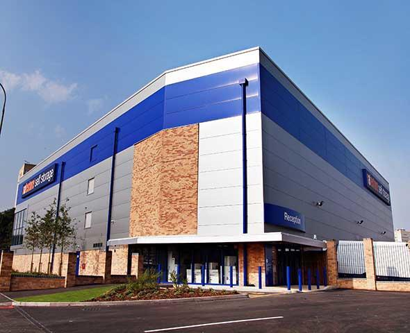 Safestore Self Storage Birmingham Central - Birmingham, West Midlands B6 4JX - 01212 725757 | ShowMeLocal.com