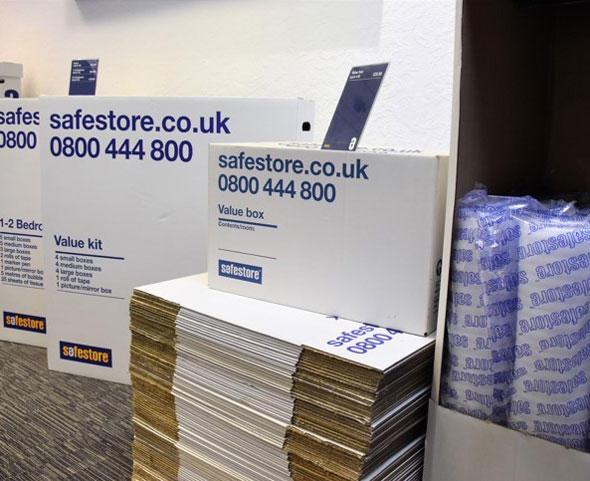 Safestore Self Storage Stockport Central