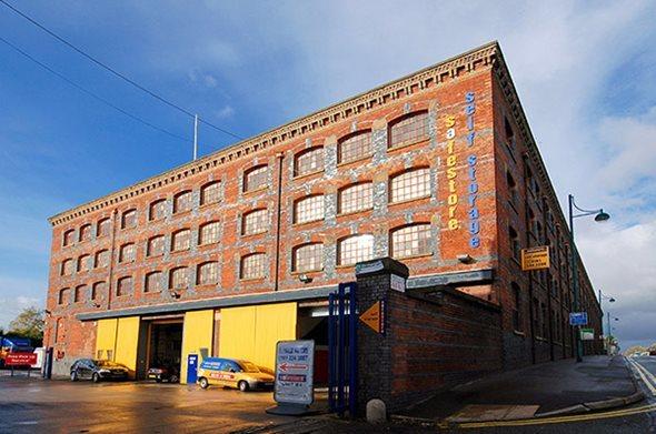 Safestore Self Storage Stockport Bryant