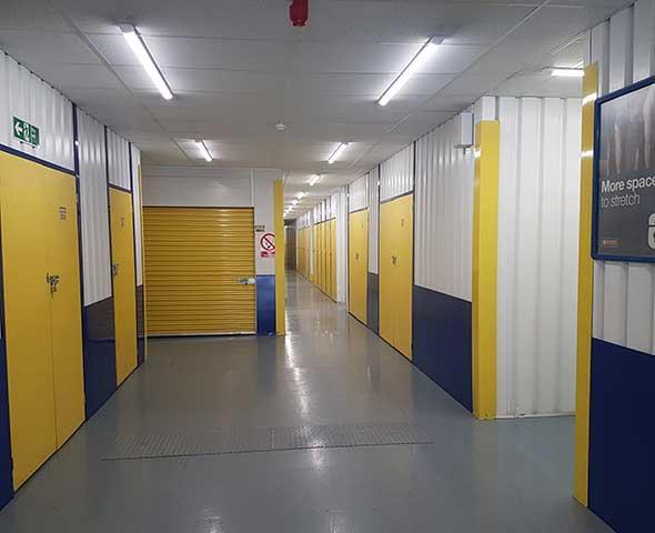 Safestore Self Storage Warrington