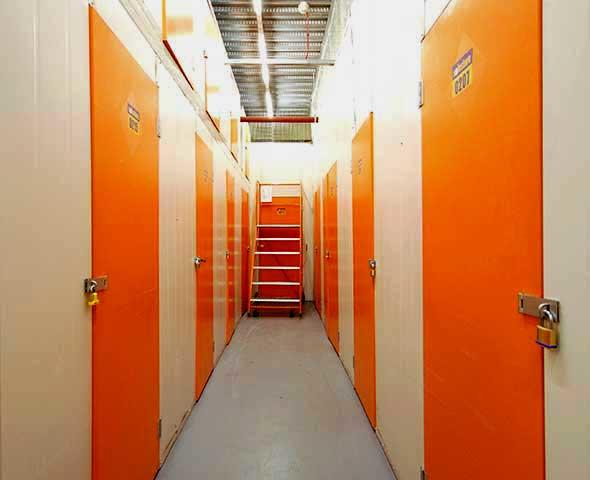 Safestore Self Storage Battersea Park