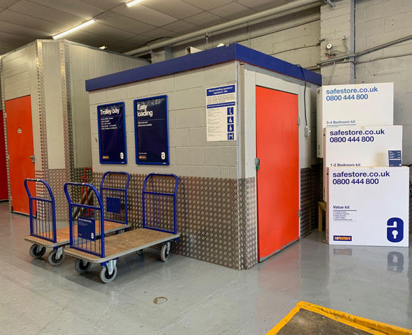 Safestore Self Storage Bristol Pennywell Road