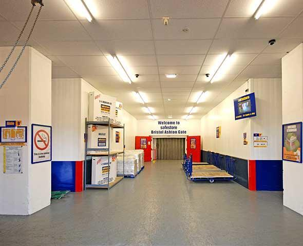 Safestore Self Storage Bristol Ashton Gate - Bristol, u4 BS3 1RX - 01179 231010 | ShowMeLocal.com