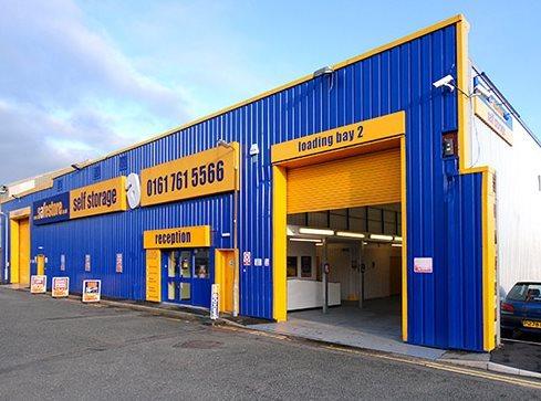 Safestore Self Storage Bury - Bury, Lancashire BL8 1AF - 01617 615566   ShowMeLocal.com