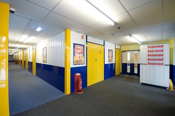 Safestore Self Storage Enfield