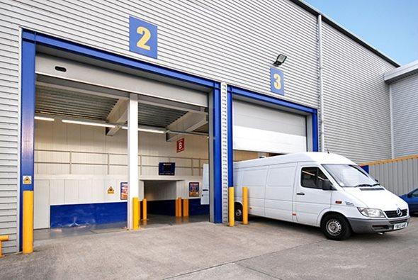 Safestore Self Storage Manchester Old Trafford