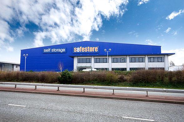 Safestore Self Storage Manchester Old Trafford - Manchester, Lancashire M16 9HQ - 01618 760900 | ShowMeLocal.com