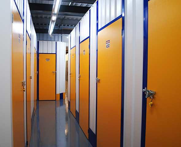 Safestore Self Storage Acton