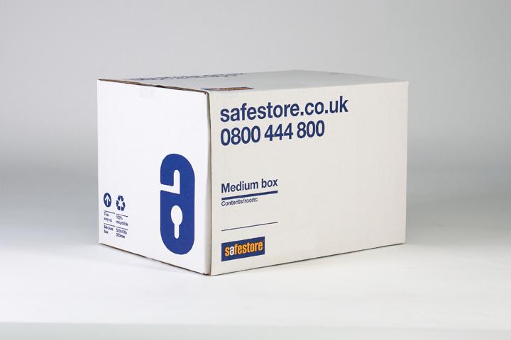 Safestore Self Storage Notting Hill