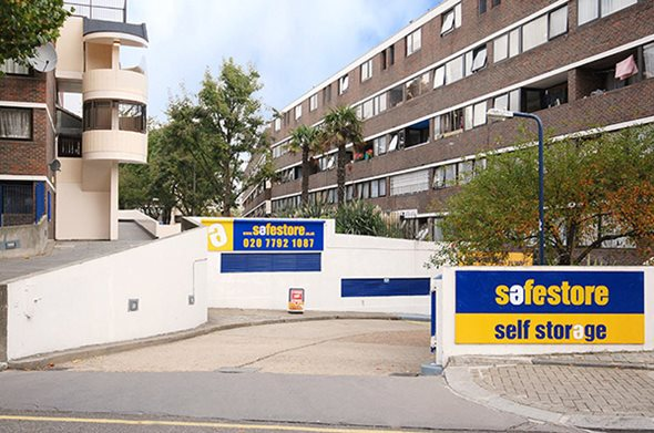 Safestore Self Storage Notting Hill - London, London W11 1TX - 020 7792 1087 | ShowMeLocal.com