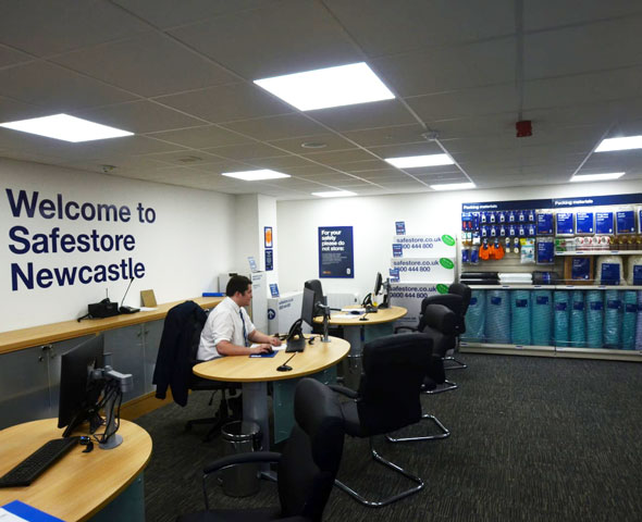 Safestore Self Storage Newcastle Central