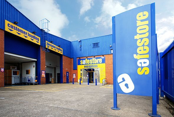 Safestore Self Storage Cardiff Central