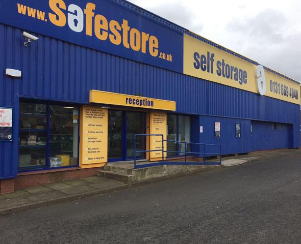 Safestore Self Storage Edinburgh Fort Kinnaird - Edinburgh, Midlothian EH15 3HS - 01316 694040   ShowMeLocal.com