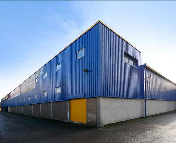 Safestore Self Storage Manchester Worsley