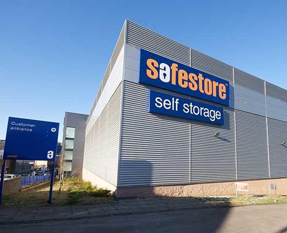 Safestore Self Storage Glasgow Central - Glasgow, Lanarkshire G4 0AD - 01413 339757 | ShowMeLocal.com