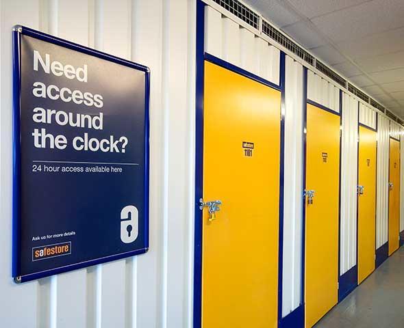 Safestore Self Storage Glasgow Central