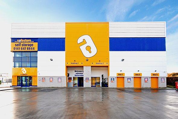 Safestore Self Storage Glasgow Rutherglen - Glasgow, Lanarkshire G73 1AE - 01416 478844 | ShowMeLocal.com
