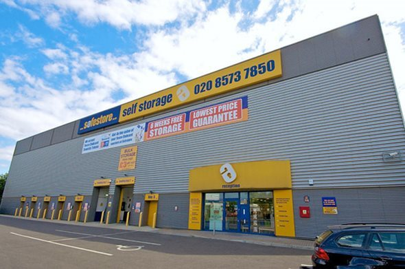 Safestore Self Storage Hayes - Hayes, London UB3 3NF - 020 8573 7850 | ShowMeLocal.com
