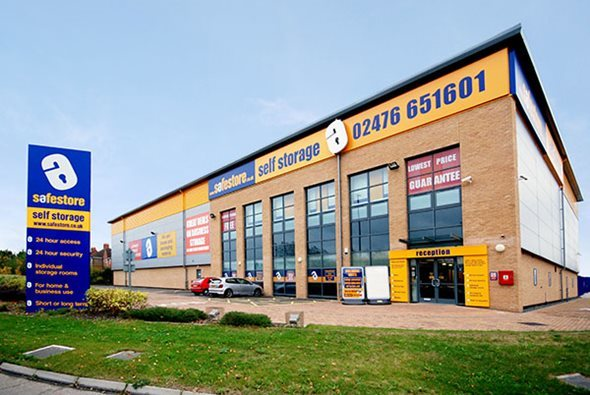 Safestore Self Storage Coventry