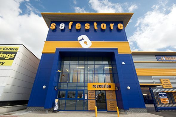 Safestore Self Storage Cardiff Newport Road