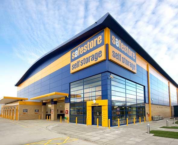 Safestore Self Storage Bolton - Bolton, Lancashire BL3 2NU - 01204 399163   ShowMeLocal.com