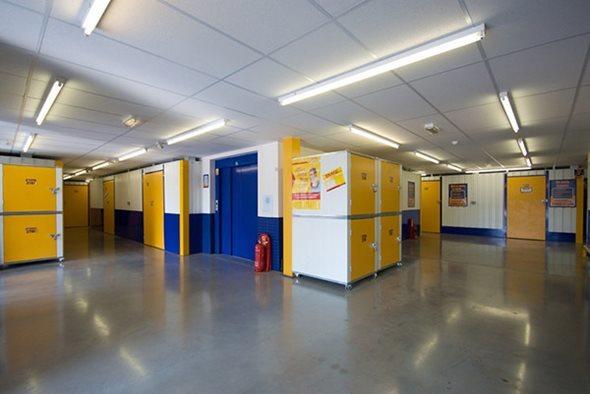 Safestore Self Storage Clapham