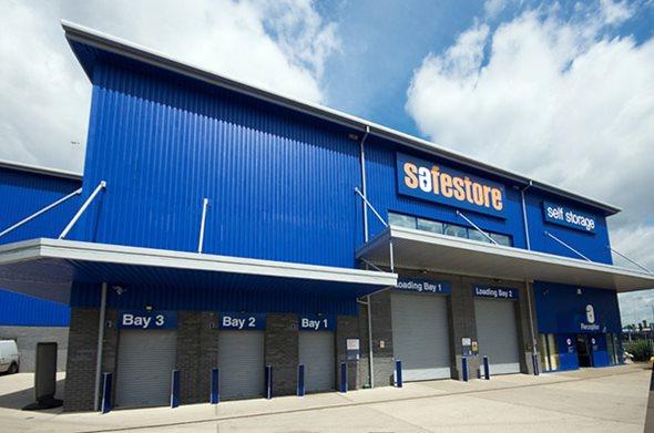 Safestore Self Storage Chingford - Walthamstow