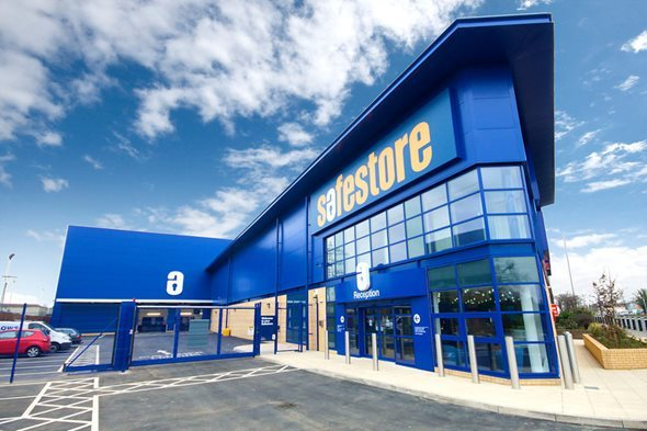 Safestore Self Storage Staines - Staines, Surrey TW18 4HL - 01784 459959 | ShowMeLocal.com