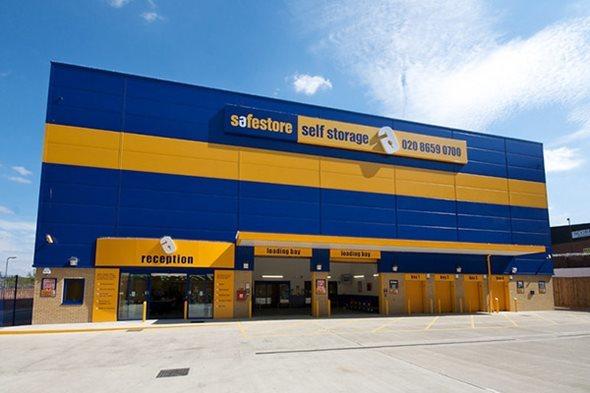 Safestore Self Storage Crystal Palace - London, London SE20 8QA - 020 8659 0700 | ShowMeLocal.com