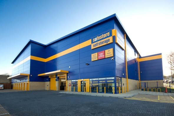 Safestore Self Storage Southend - Leigh-on-Sea, Essex SS9 5LY - 01702 421165 | ShowMeLocal.com