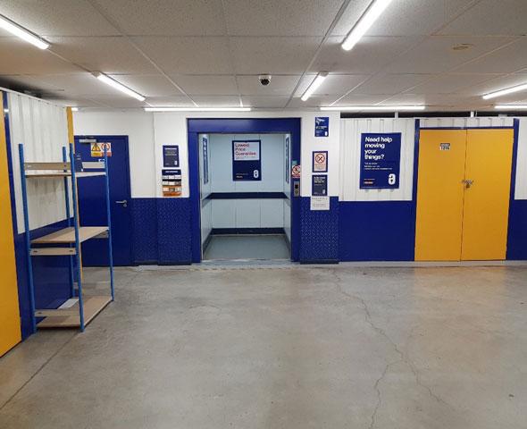 Safestore Self Storage Ipswich Ipswich 01473 742093