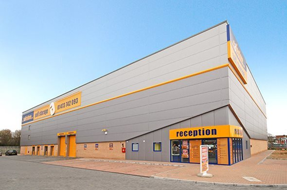 Safestore Self Storage Ipswich - Ipswich, Suffolk IP1 5NX - 01473 742093 | ShowMeLocal.com