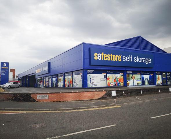 Safestore Self Storage Leeds Roseville Road