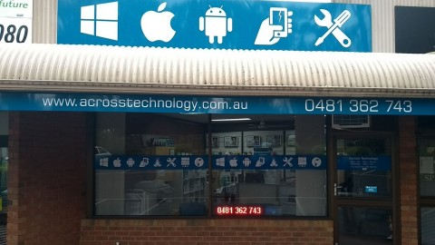 Across Technology