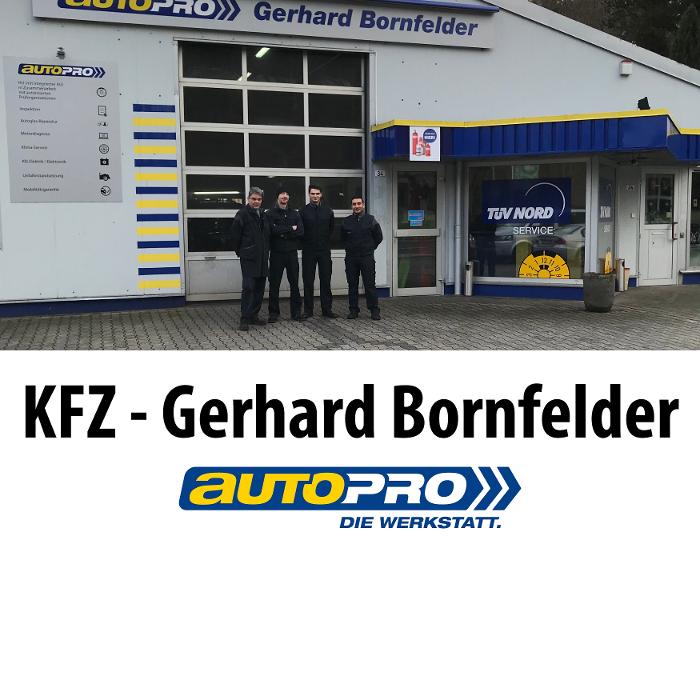 Bild zu KFZ-Meisterbetrieb Gerhard Bornfelder in Hemer
