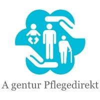 Logo von Agentur Pflege direkt UG