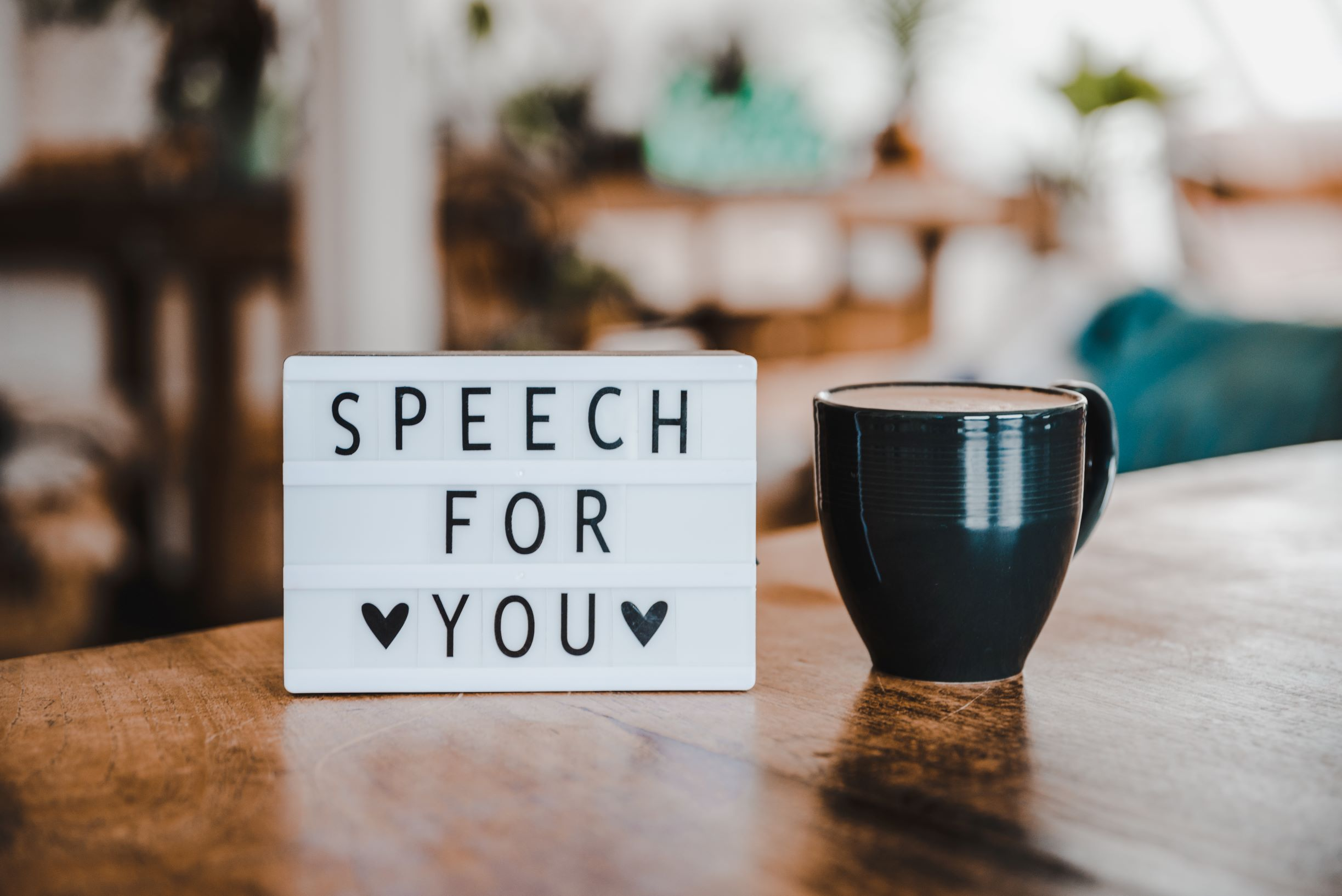 Speech for you - freie Trauungen